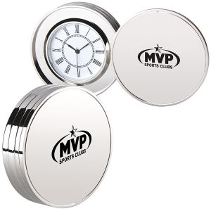 Platinum Coin Clock