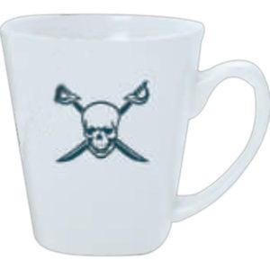 Black - Stoneware latte