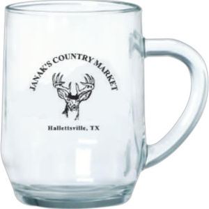 Promotional Glass Mugs-5935