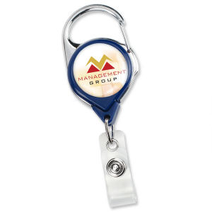 Promotional Retractable Badge Holders-704-CB-REEL