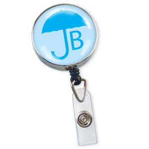 Promotional Retractable Badge Holders-505-HD