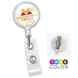 Promotional Retractable Badge Holders-909-I