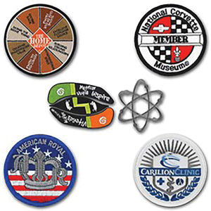 Promotional Patches-EMB75-300