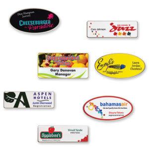 Promotional Name Badges-NB300B