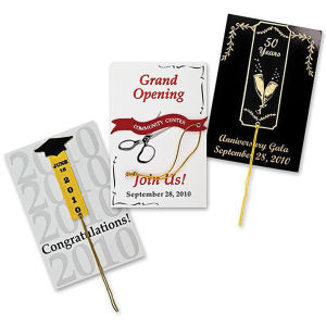 Promotional Bookmarks-EMBBMC