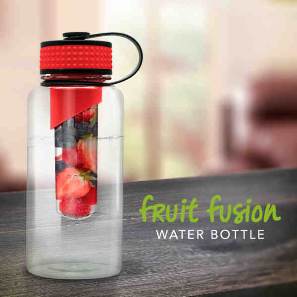 Naturally infuse your water,