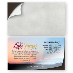 Promotional Business Card Magnets-BL-5150B