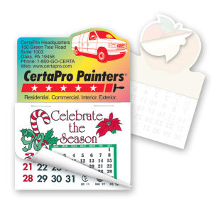 Promotional Magnetic Calendars-BL-6319
