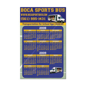 Promotional Magnetic Calendars-BL-5170-20