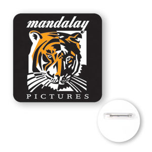 Promotional Standard Celluloid Buttons-BL-2892