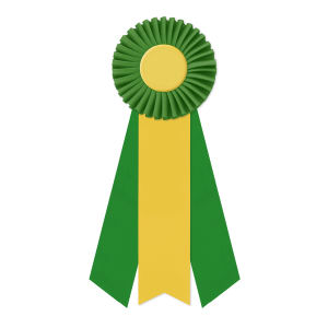 Promotional Award Ribbons-RO-4113