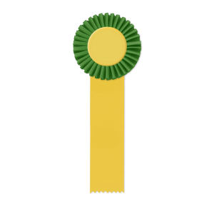 Promotional Award Ribbons-RO-308M