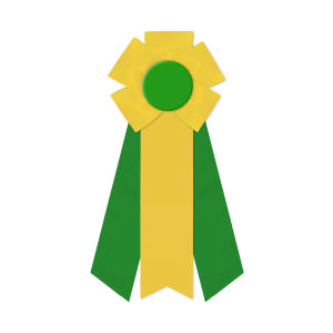 Promotional Award Ribbons-RF-4103