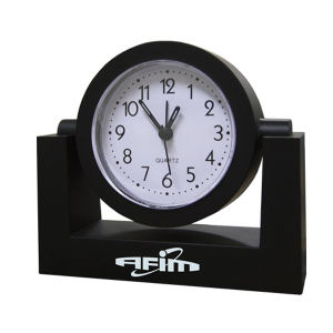 Promotional Desk Clocks-CK-659BK