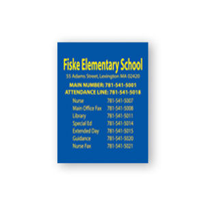 Promotional Magnetic Calendars-BL-5158C-30