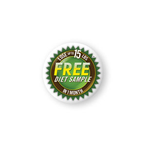 Promotional Labels, Decals, Stickers-BL-7105