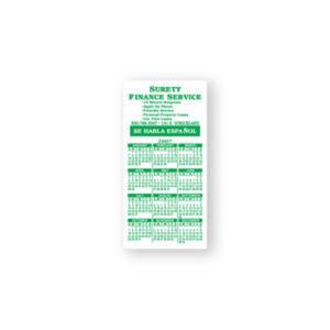 Promotional Magnetic Calendars-BL-5141-30