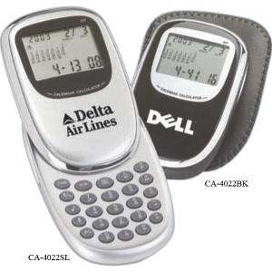 Promotional Calculators-CA-4022BK