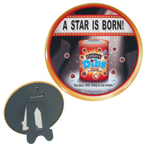 Promotional Standard Celluloid Buttons-BL-2290