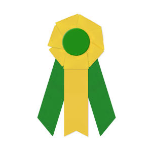 Promotional Award Ribbons-RFF-45103