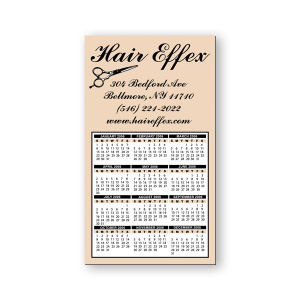 Promotional Magnetic Calendars-BL-5170C-20