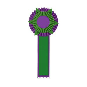 Promotional Award Ribbons-R2OF-5123M2