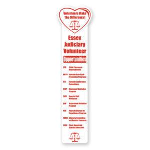 Promotional Bookmarks-BM-8023