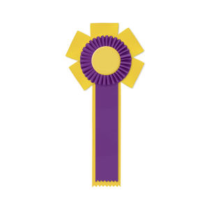 Promotional Award Ribbons-ROF-5512M2