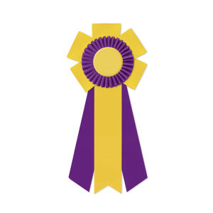 Promotional Award Ribbons-ROF-55123