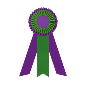 Promotional Award Ribbons-R2O-5123
