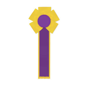 Promotional Award Ribbons-RF-410M2