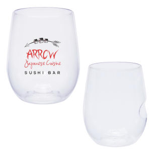 Promotional Drinking Glasses-555DS