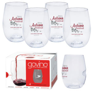Promotional Drinking Glasses-544DS