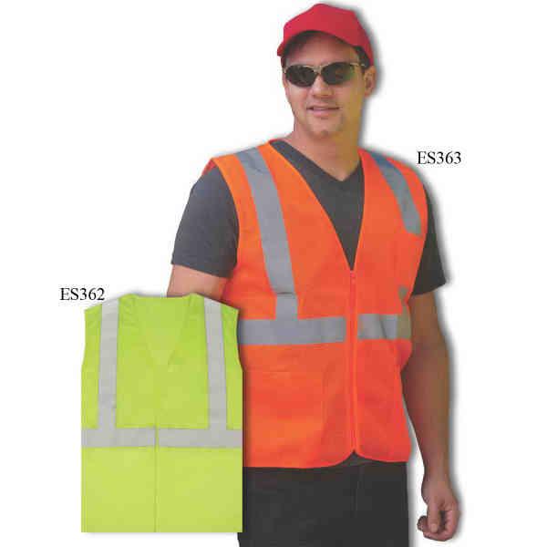 Safety Vest - Printed