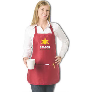 Promotional Aprons-W4250