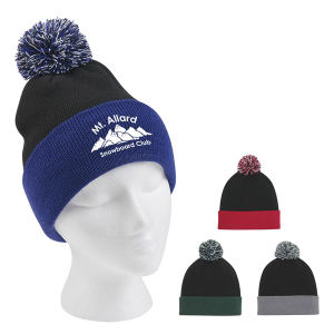 Promotional Knit/Beanie Hats-1096