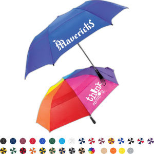 Promotional Golf Umbrellas-20058 Rainbow