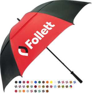 Promotional Golf Umbrellas-15008RBW