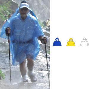 Promotional Rain Ponchos-28011
