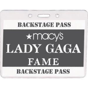 Promotional Name Badges-Vinyl D