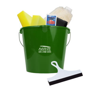 Deluxe car wash kit