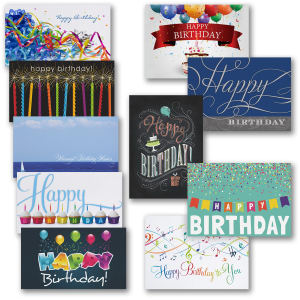 Promotional Greeting Cards-XH90002