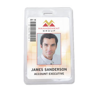 Promotional Badge Holders-504-FS