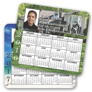 Promotional Magnetic Calendars-TW02