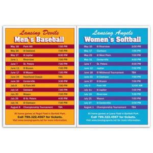 Promotional Pocket Calendars-SCH17