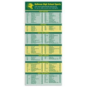 Promotional Pocket Calendars-SCH16