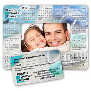 Promotional Magnetic Calendars-PF28