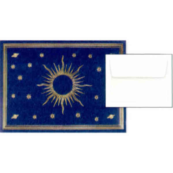Small Boxed Celestial Note