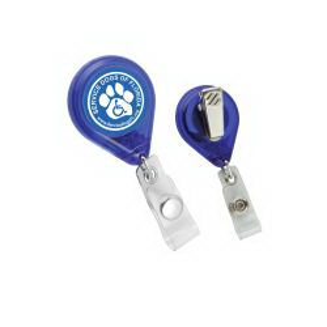 Promotional Retractable Badge Holders-TEARRET