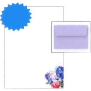 Letter-Perfect - Hydrangeas Boxed